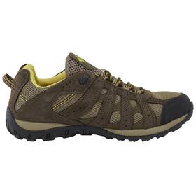 Columbia Redmond Shoes Women WP pebble / sunlit